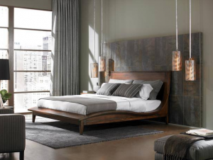 Interior Design in Today's Sophisticated Modern Bedrooms