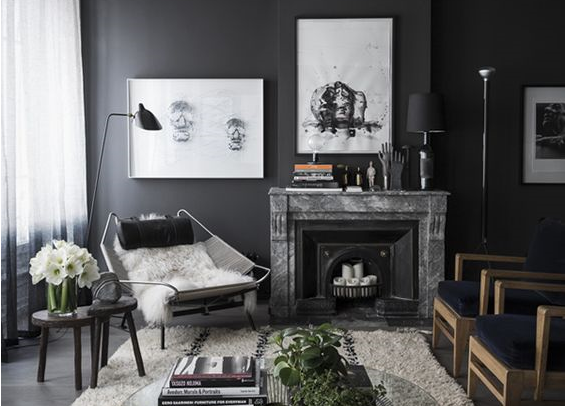 Is Black the New Go-To Neutral?