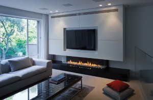 Creative Interior Design Solutions For Flat Screen Televisions