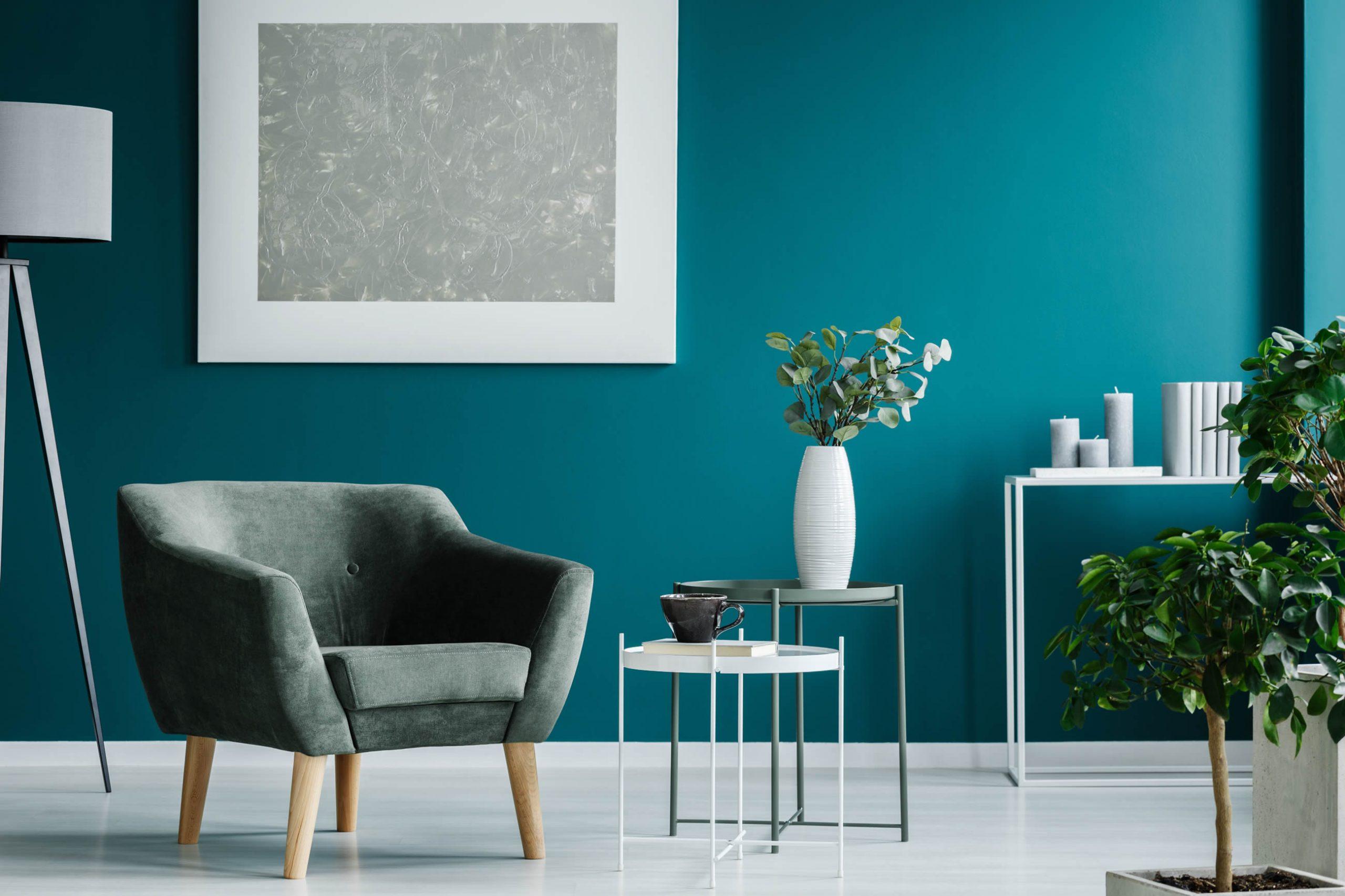 Paint colour consultation for new decor Burlington